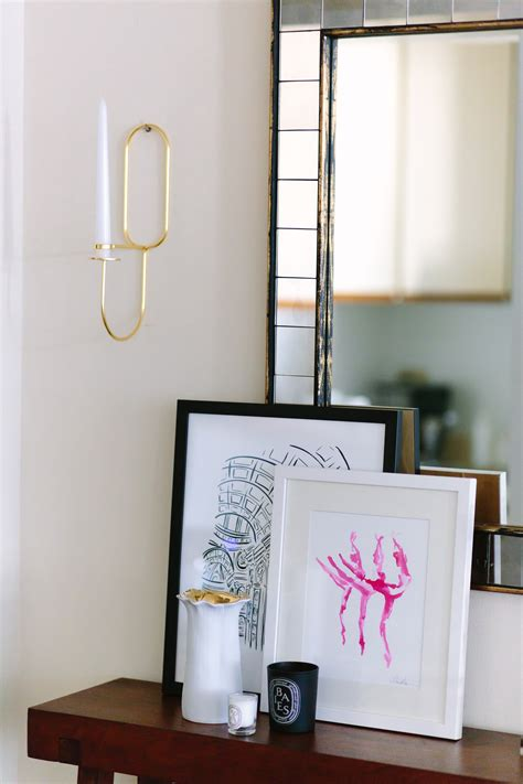 5 tips for small space styling the mine blog 5 tips for styling a small space entryway york avenue