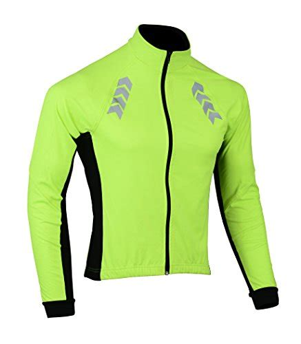 hi vis softshell cycling jacket deckra softshell winter cycling jacket thermal windproof