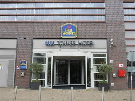 best western amsterdam blue tower entrata picture of best western blue tower hotel