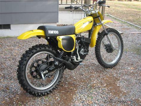 Suzuki Rm100 Bikepics 1976 Suzuki Rm 100