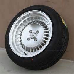 set4 performa wheels tires pkg 15x8 4x100 honda civic