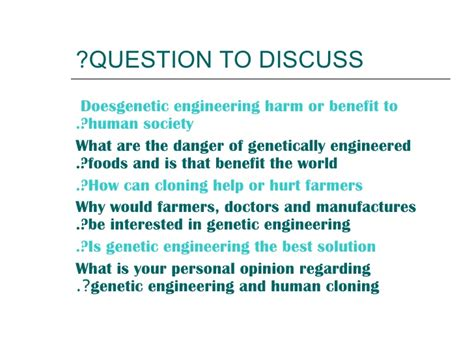 Genetic Engineering Essays by Essay On Cloning And Genetic Engine