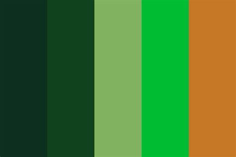 pan color palette