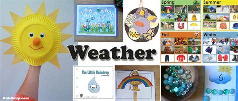 activities and crafts preschool weather activities and crafts kidssoup