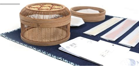 Bamboo Fruit Box And Tray Provided To China Daily