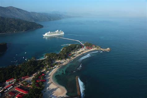 haiti cruise labadee top 10 caribbean cruise destinations royal caribbean connect
