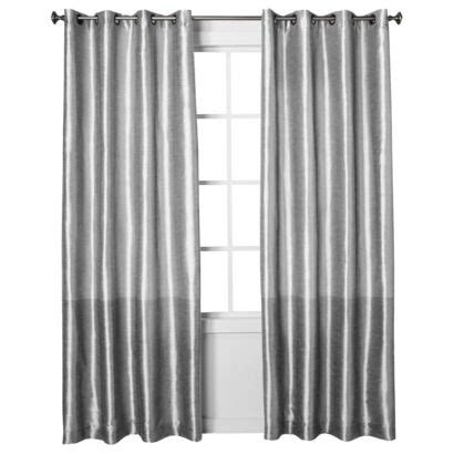 threshold faux silk curtains pinterest the world s catalog of ideas