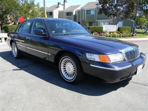 find a cheap used 2002 mercury grand marquis ls in orange
