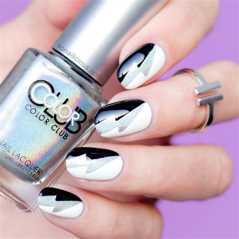 nail art white tutorial graphic black and white nail art tutorial