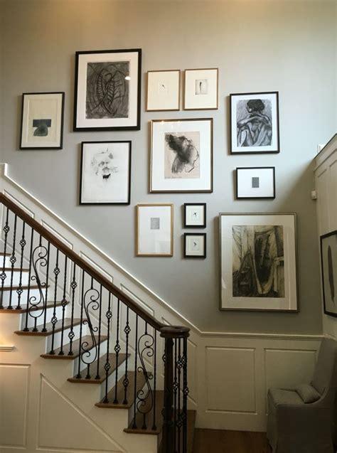 foyer porta gallery wall foyers halls stairs