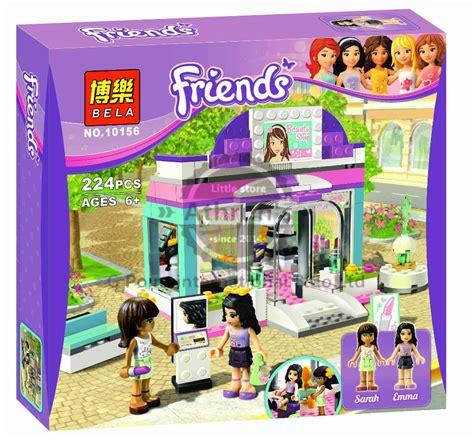Lego Bela Friends 10156 Butterfly Shop Isi 220pcs bela 10156 friends butterfly shop building blocks