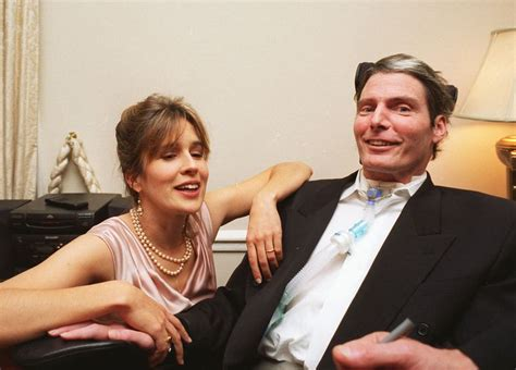 christopher reeve obituary obituary photos honoring dana reeve tributes