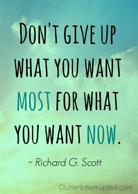What I Want Now by Dont Give Up Quotes Quotesgram