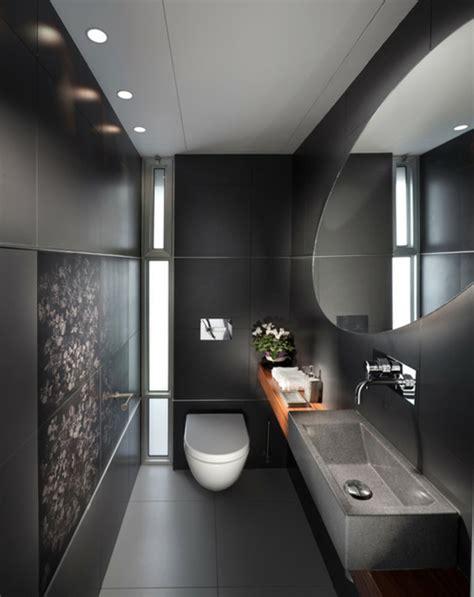 Kleines Dunkles Bad Einrichten by Mehr Als 150 Unikale Wandfarbe Grau Ideen