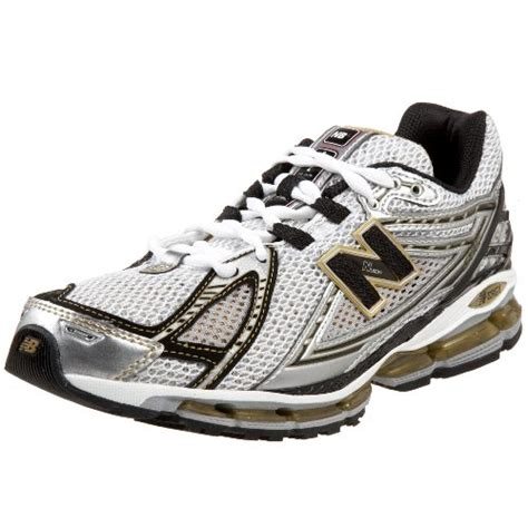 gold athletic shoes overstock new balance men s mr1906 nbx running shoe white