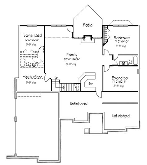 luxury ranch floor plans gravelton luxury ranch home plan 072d 0103 house plans