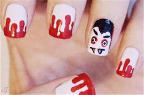 nail art tutorial gif nails gif find share on giphy
