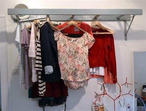 Leiter Garderobe by Diy Leiter Als Garderobe Selbermachen