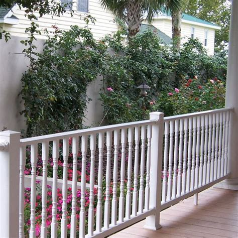 color guard railing colorguard railing capps home building center