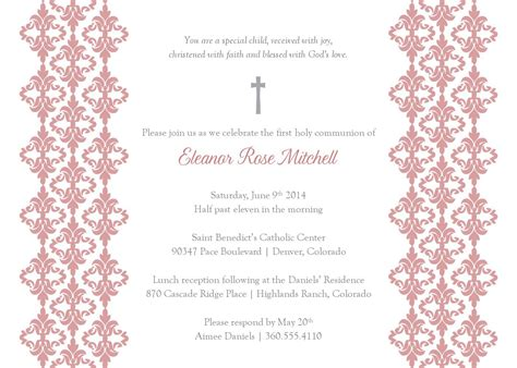 christening invitation templates free baptism invitation template baptism invitation blank