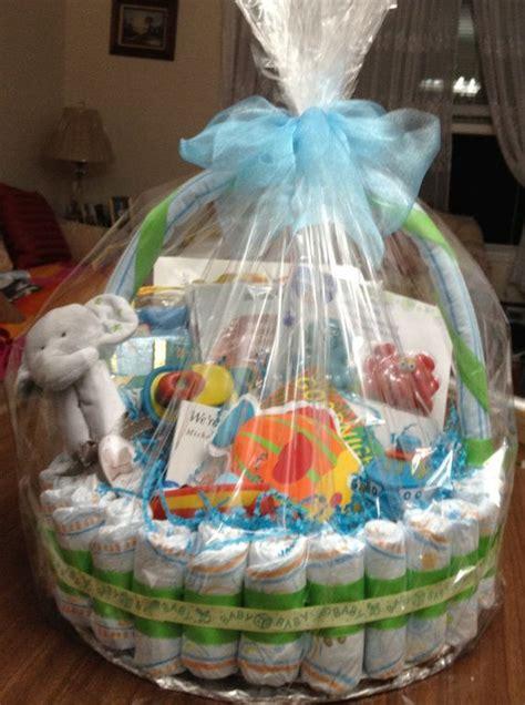 Handmade Baby Gift Baskets - basket creativecraftrooms infants