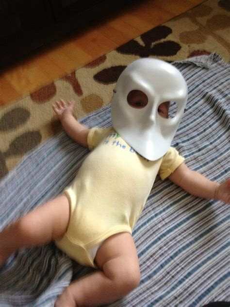 sleep no more baby grey skies costume fails
