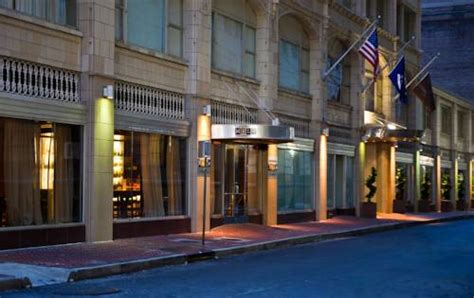 renaissance new orleans pere marquette hotel a marriott luxury view north carondelet street apartment by stay alfred new