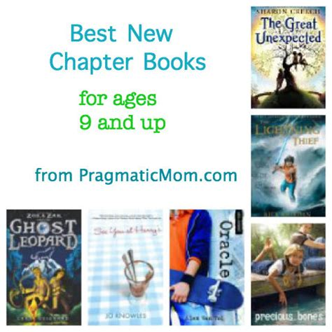 a new chapter books best new chapter books best books for best chapter