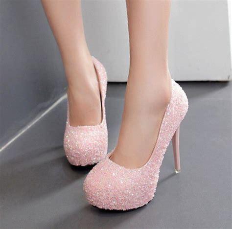 high heels light pink light pink sparkly heels ha heel