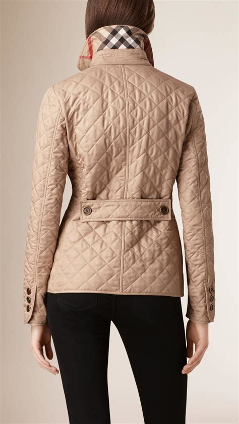 Burberry Quilt Jacket by Burberry Quilted Jacket In Lyst