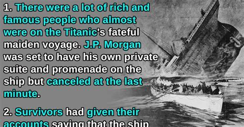 titanic biography facts 18 real life titanic facts the movie didn t tell you 22
