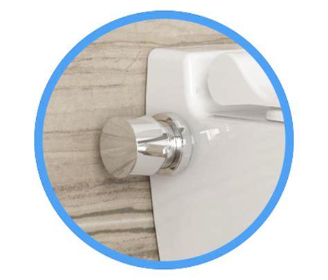wc bidet 2w1 toaleta wc z funkcją bidetu 2w1 harmony z mieszacz