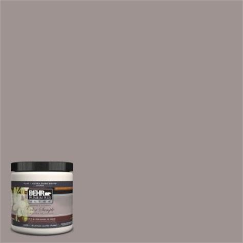 behr premium plus ultra 8 oz n140 4 tavern taupe interior exterior paint sle ul20416 the