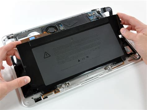 Batre Macbook Air A1237 macbook air models a1237 and a1304 battery replacement ifixit