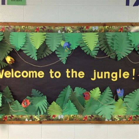jungle book themes analysis 17 best images about toucan classroom theme on pinterest
