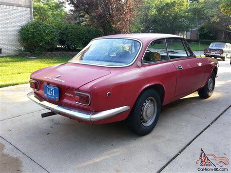 1969 alfa romeo gtv alfa romeo 1969 gtv 1750cc 105 51 quot bertone coupe quot