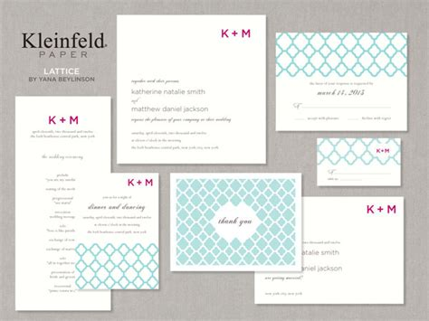 what goes into a wedding invitation 4 features of modern wedding invitations