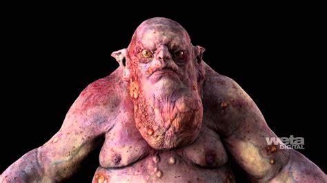 actor goblin king hobbit weta digital s artistry behind the goblin king quot the