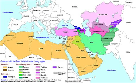 middle east map languages nationstates view topic which middle eastern language