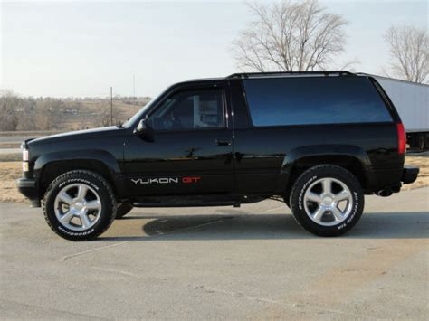 small engine maintenance and repair 1994 gmc yukon auto manual 1994 black 4x4 gmc yukon gt excellent condition