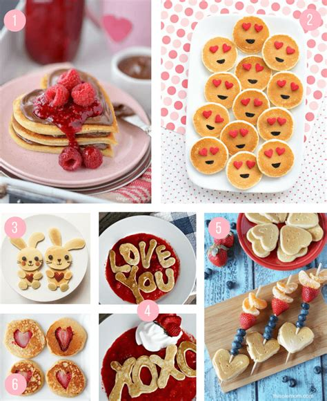 valentines breakfast 50 s day food ideas for recipes for