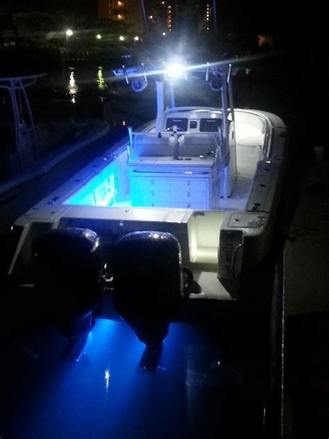 boat lights show show your boat lighting the hull truth boating and