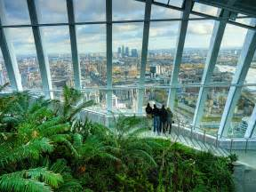 Usa Places To Visit first look at the sky garden london landmark and a must visit