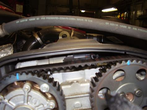 volvo performance repairs  modifications   timing belt change