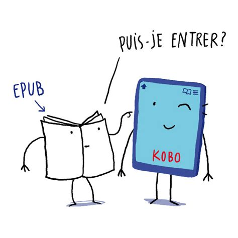 what format of ebook does kobo use comment ajouter un ebook au format epub sur ma liseuse
