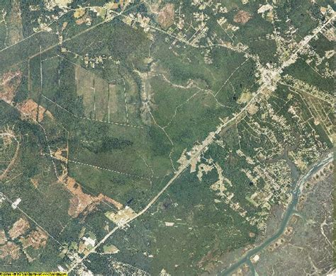 Pender County Records 2006 Pender County Carolina Aerial Photography