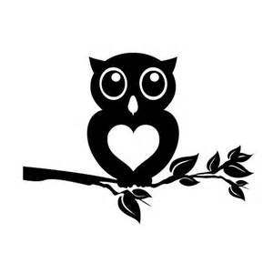 25 best ideas about owl silhouette on pinterest