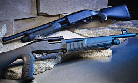 home defense shotgun vs home defense handgun