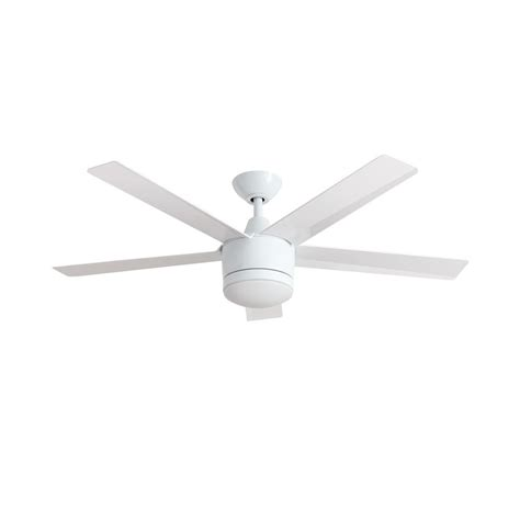 home decorators collection ceiling fan parts home decorators collection merwry 52 in led white ceiling