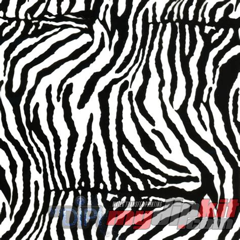 zebra pattern filming zebra print additional pattern my dip kit
